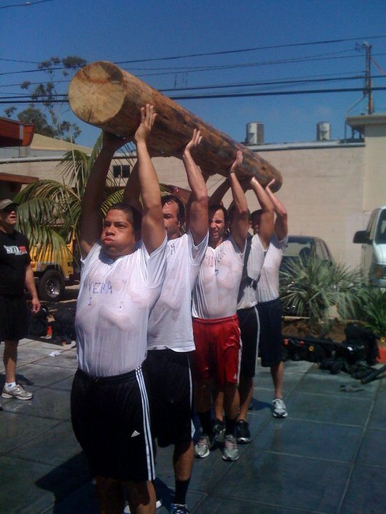 Seal Grinder Pt S Strength And Conditioning Program Is Designed Specifically To Help You Build Core For Log Other Overhead Carries
