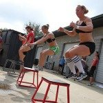 crossfit box jump workouts