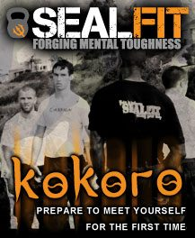 Train with true warriors - SEALFit Kokoro - Prepare to Meet Yourself for the First Time