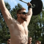 Dave Lipson CrossFit Stats