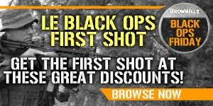 Brownells Black Ops Friday Deals