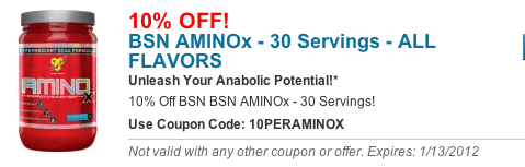 Supplement Coupons
