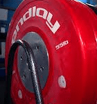 muscledriver pendlay bumper plate review