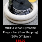 muscledriver gym ring reviews