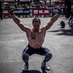 Kenneth Leverich CrossFit Stats
