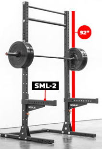 Rogue Monster Lite Squat Stand Review Sealgrinderpt