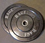 rage fitness bumper plate reviews