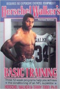herschel walker basic training book