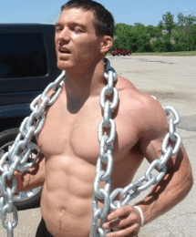 travis stoetzel bags barbells bodyweight