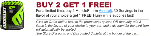 musclepharm coupon