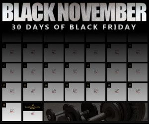 christians fitness factory black friday