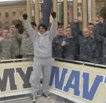army navy pull up contest
