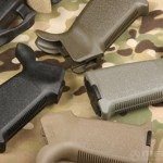 SOG armory graphite vertical grips