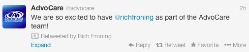 rich froning uses advocare