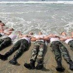20 min no excuses Navy Seal workout