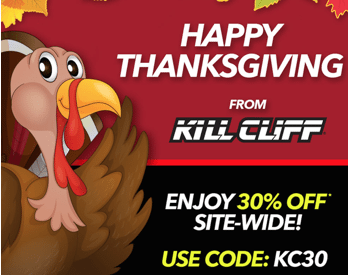 kill cliff black friday 2014