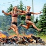 spartan-race girls fire