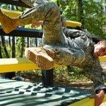army ranger obstacle course