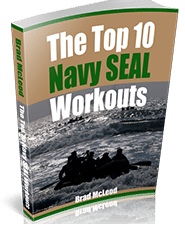 The Top 10 Navy SEAL Workouts Book