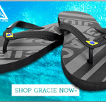 gracie flip flops coupon