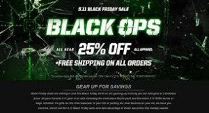511 tactical black friday sale