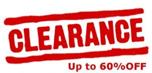 CFF clearance deals