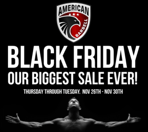 American Barbell Black Friday Deals