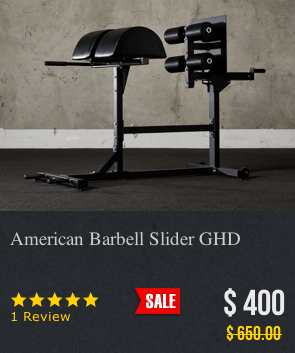 American Barbell Slider GHD Discount