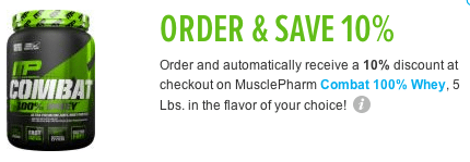 musclepharm coupon deals