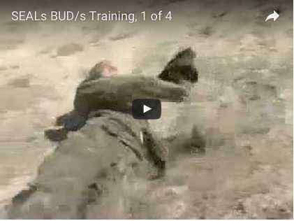 SEALs BUD/S training