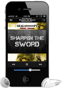 sharpen the sword audio