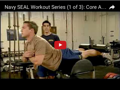 Nave SEAL Workout Series (1 of 3)