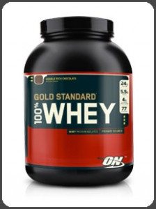 whey bottle