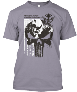 Chris Kyle shirt - front