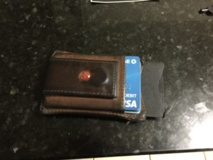 Access Card in Wallet