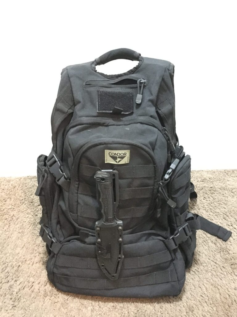 Urban Go Bag Front