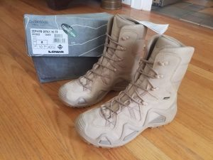 lowa-boots-unboxing