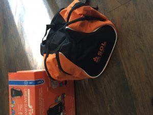 SOL Box and Backpack