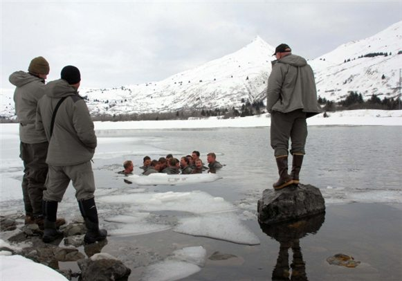 Navy SEAL Frogman - Download From Over 53 Million High ...  |Navy Seals Emerging From Water