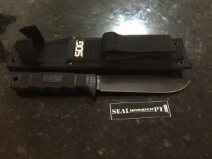 Gear Review: SOG Force Tactical Knife
