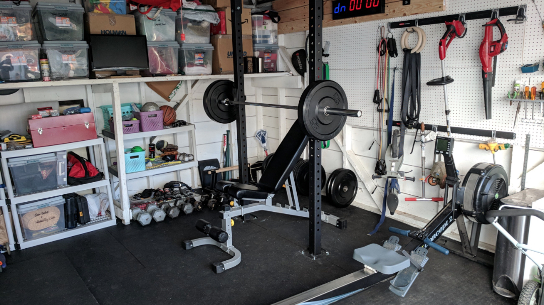 Crossfit garage gym package reviews sealgrinderpt