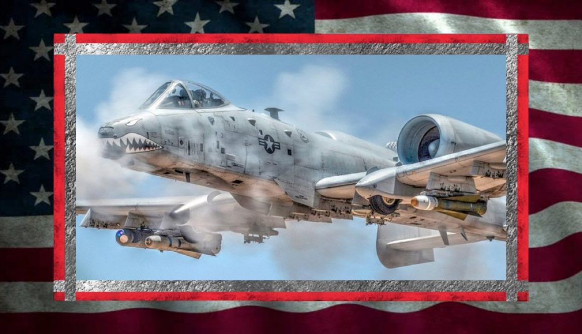 A-10 Pilot Saves 90 Coalition Troops