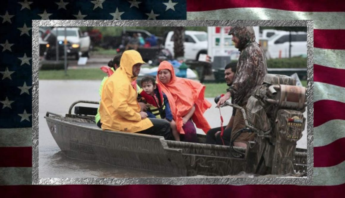 """""""Cajun Navy"""" Sails to Texas to Provide Rescue and Relief"""