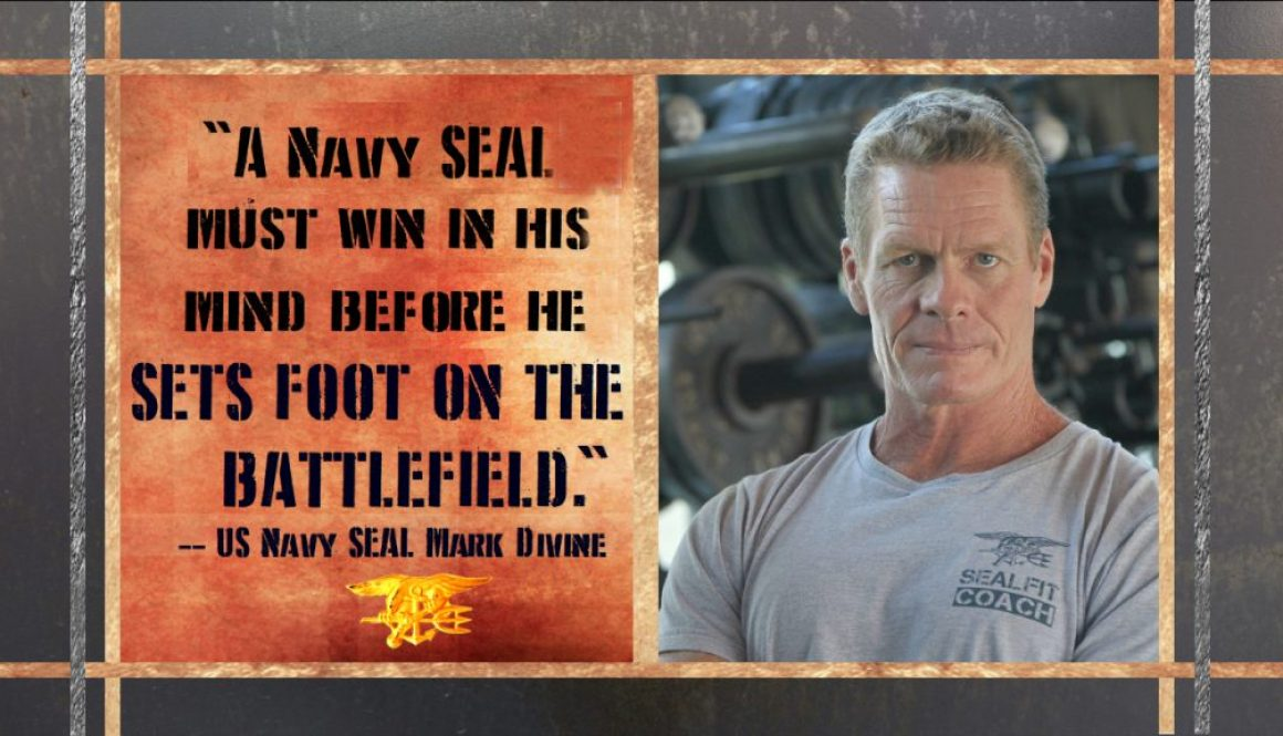 Commander Mark Divine on How to Begin Your Day Like a Navy SEAL_