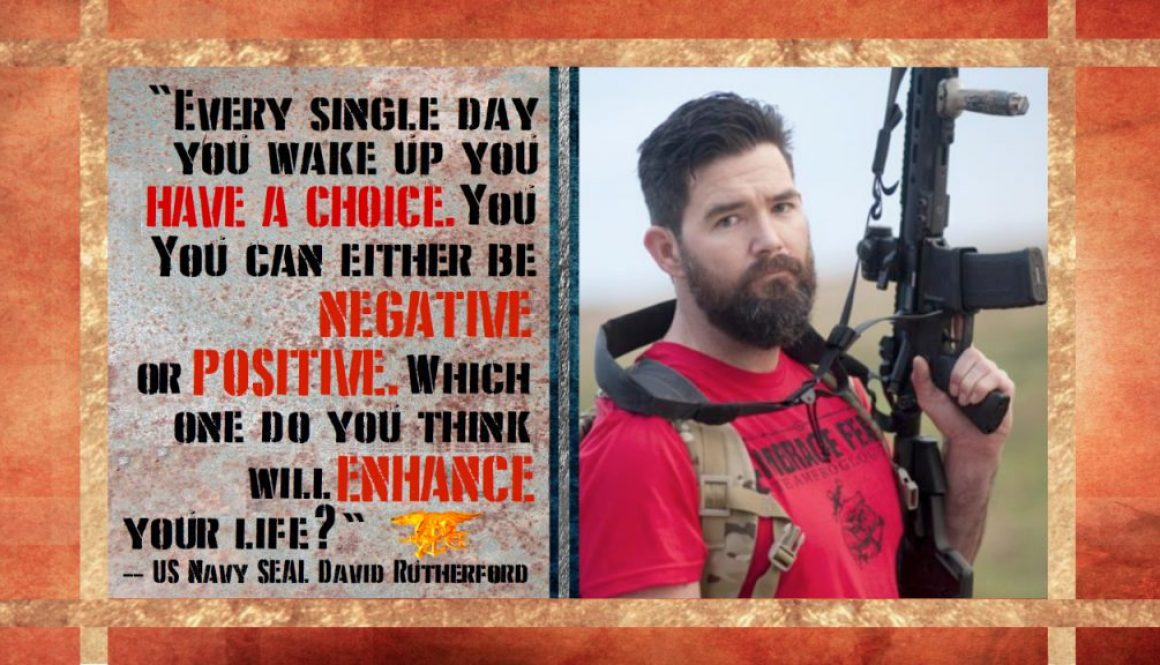 US Navy SEAL David Rutherford on Building Self-Confidence Navy SEAL-Style-