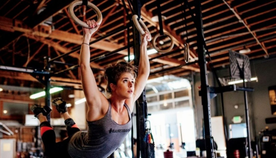 CrossFit Muscle-Up Tips