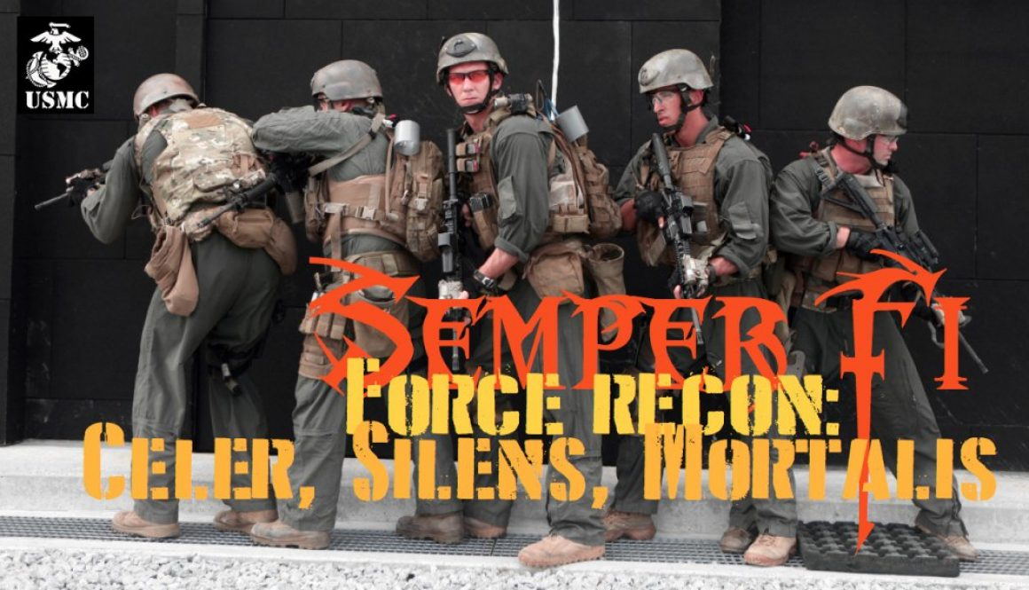 Force Recon Feat. Image