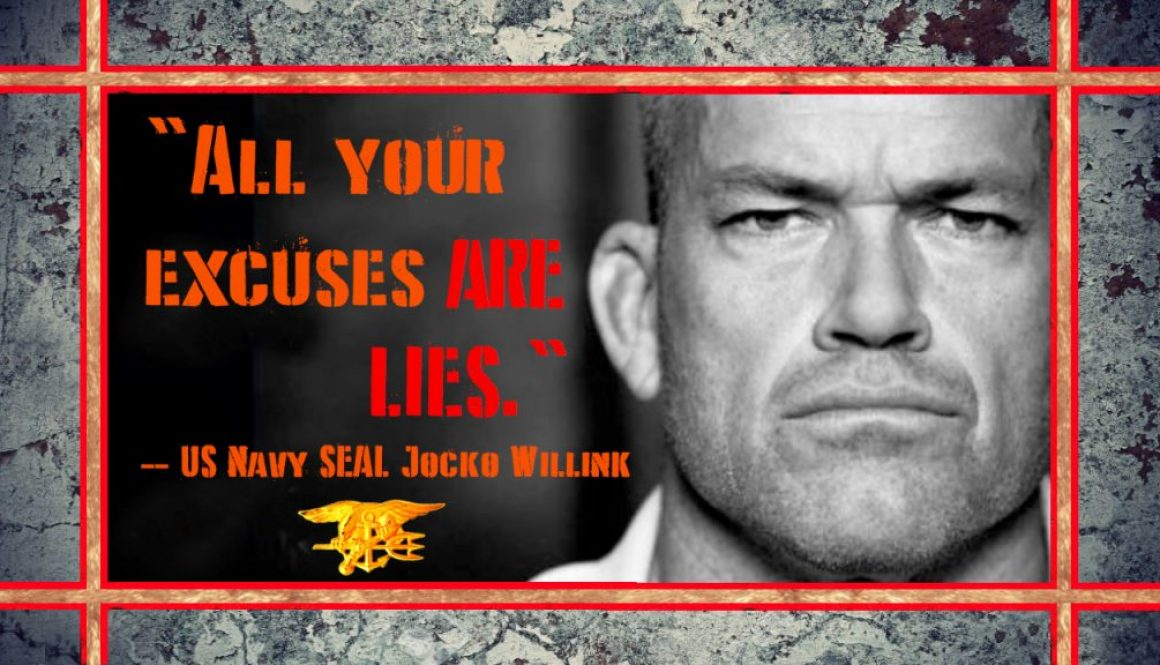 Navy SEAL Jocko Willink Lays it out Point Blank Why You Aren't Reaching Your Goals