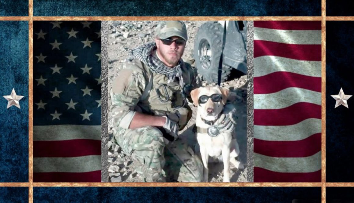 Woman Reunites Vets With Their Military Service Dogs