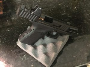 Shadow Systems Optic Ready Slide and Trigger